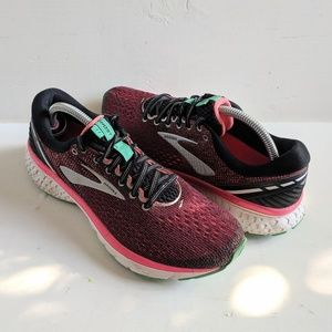 Brooks Ghost 11 Running Shoe Women's 8